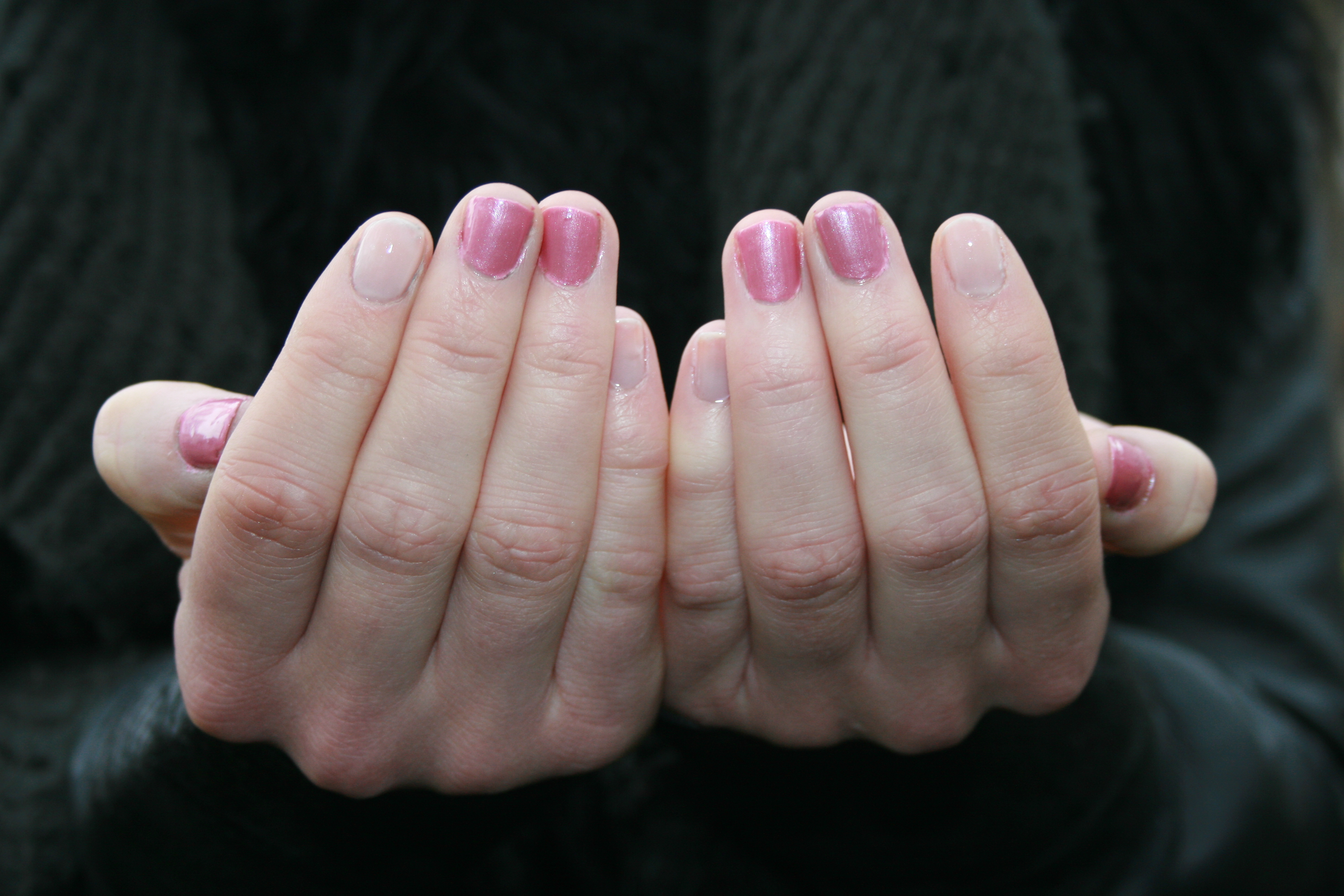 Dior 386 Pink Aristocat Nail Polish | ChocolatesandRaspberries